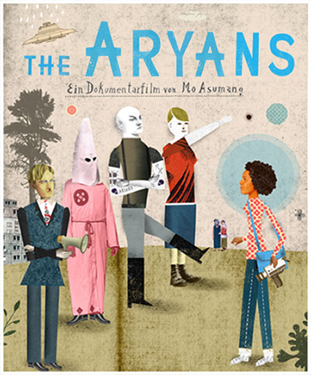 The ARYANS - A Documentary by Mo Asumang - Poster 2013